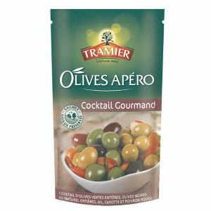 OLIVES APERO COCKTAIL GOURMAND TRAMIER