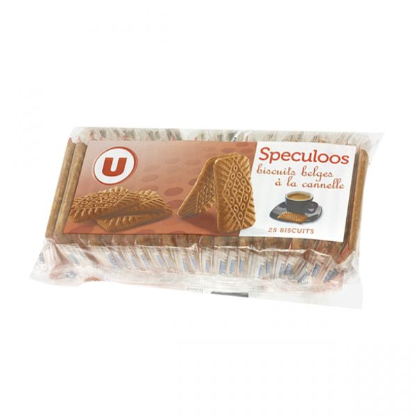 SPECULOOS U SACHETS INDIVIDUELS
